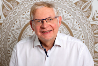 Portrait Dr. Anton Keppel